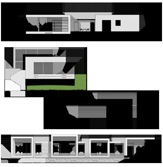 Plano construcción casa hormigon celular