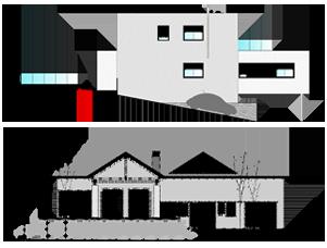 Plano construcción Casa