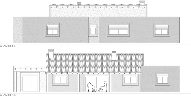 proyecto casa modulo hormigon celular