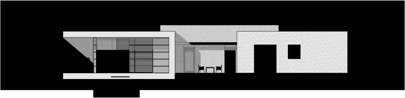 plano proyecto casa hormigon celular