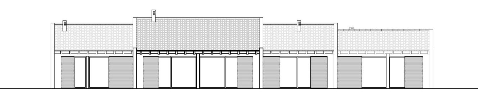 Casa modular Girona en hormigon celular
