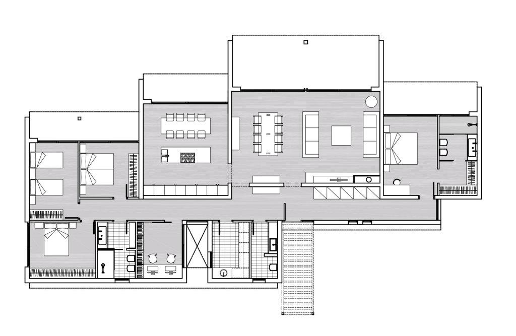 Casa modular en Hormigón celular Girona ecologica