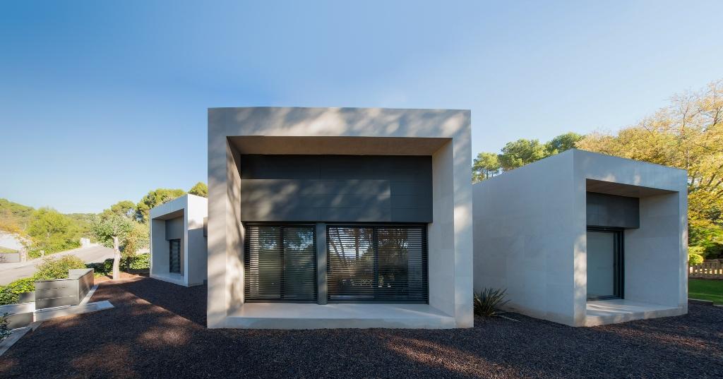 Viviendas modulares de diseo great casas casa ecolgica - Viviendas modulares diseno ...