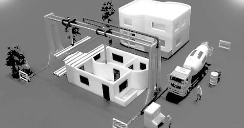 La impresi n 3d en la construcci n construimos tu casa Impresion 3d construccion