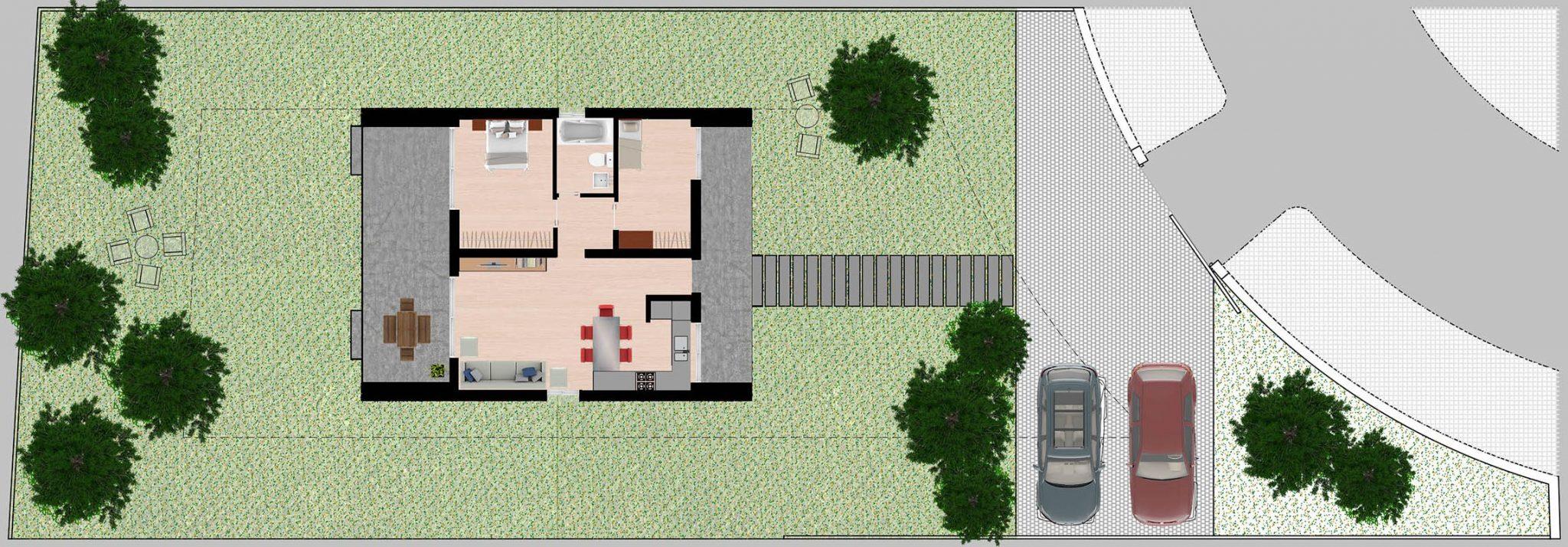 Casa bioclimatica de hormigon ytong 8 construimos tu casa - Modelo casa prefabricada ...