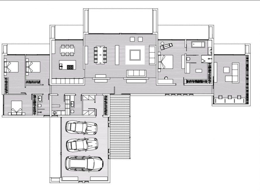 Cu nto cuesta construir una casa de 100m con todos los for Cuanto cuesta una piscina de hormigon