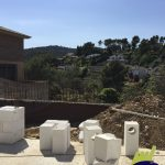 Casa hormigón celular construcción maresme bloques y montaje