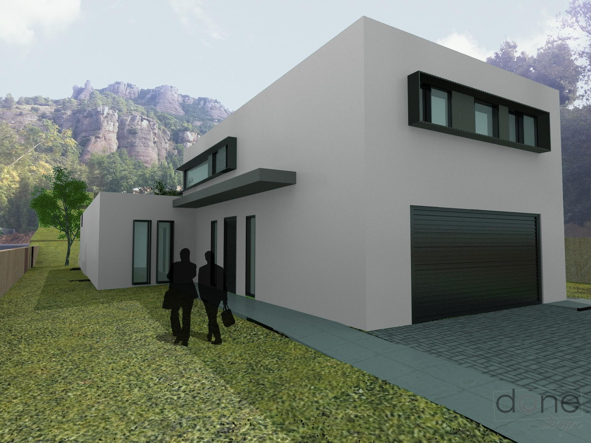 Casas de hormigon celular de odon m casas construidas con hormign celular y trasdosado with - Casas hormigon celular ...