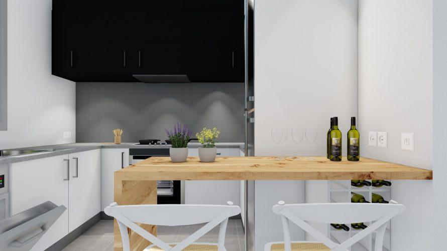 Vivienda modular modelo torreblanca 6 construimos tu casa - Vivienda modular hormigon ...