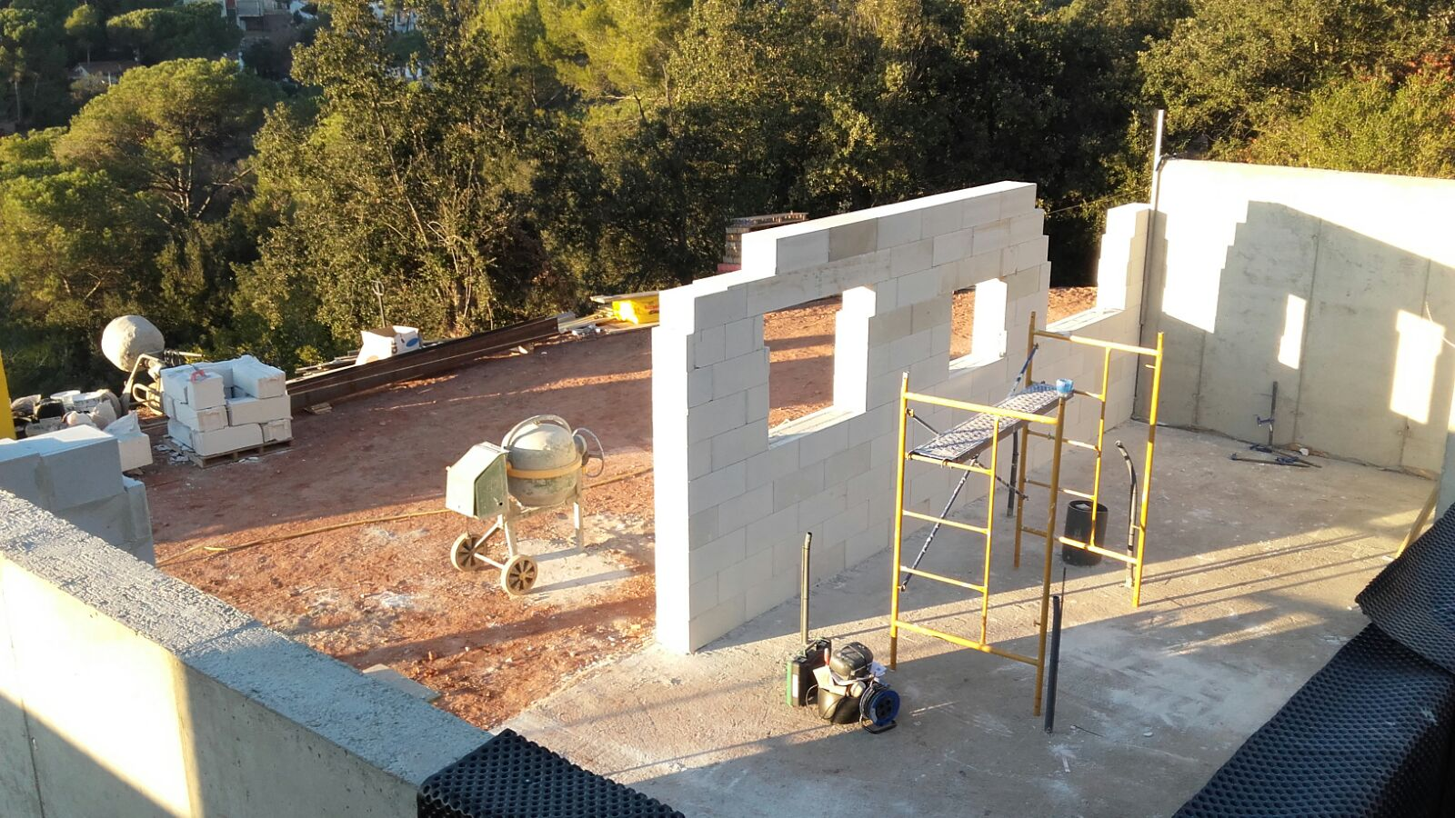 Casas prefabricadas de hormig n construimos tu casa for Casas de hormigon asturias