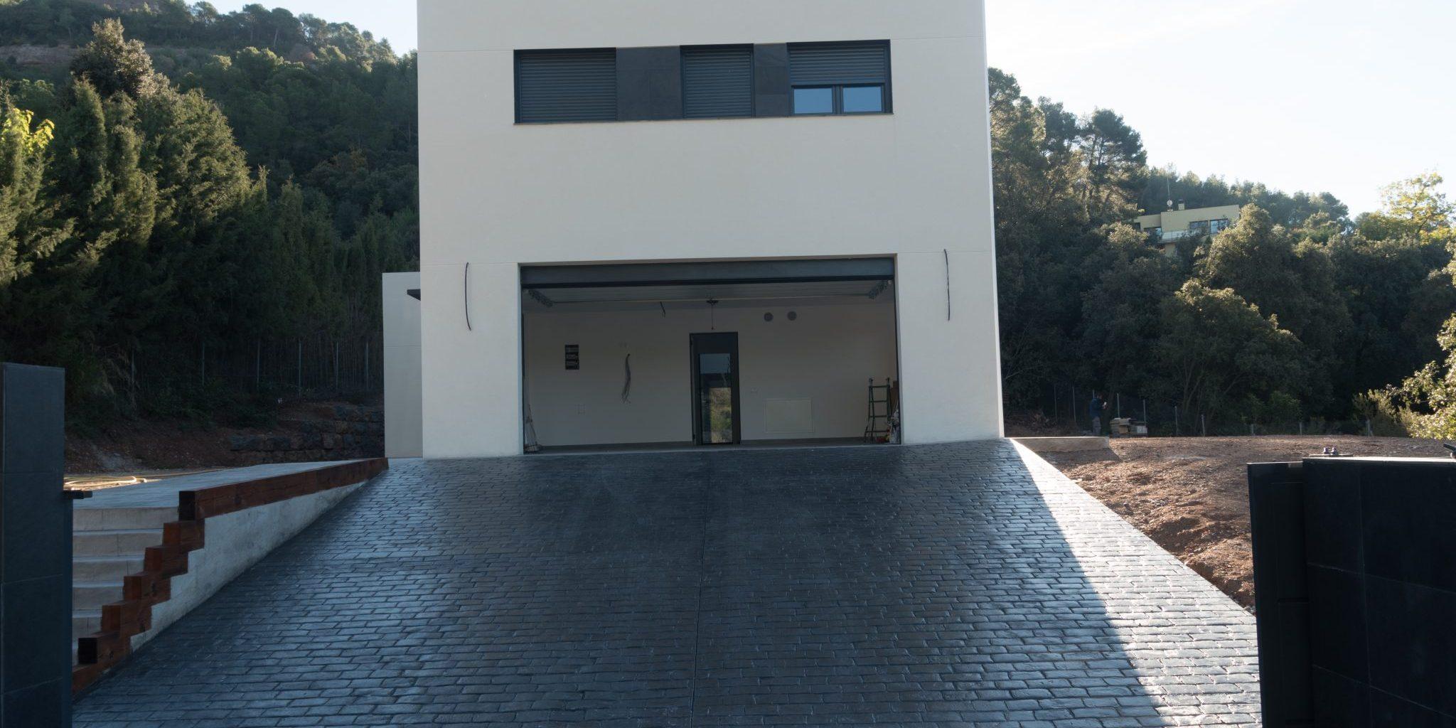 Precio construir casa unifamiliar top proyecto casa - Cuanto cuesta hacer una casa de dos plantas ...