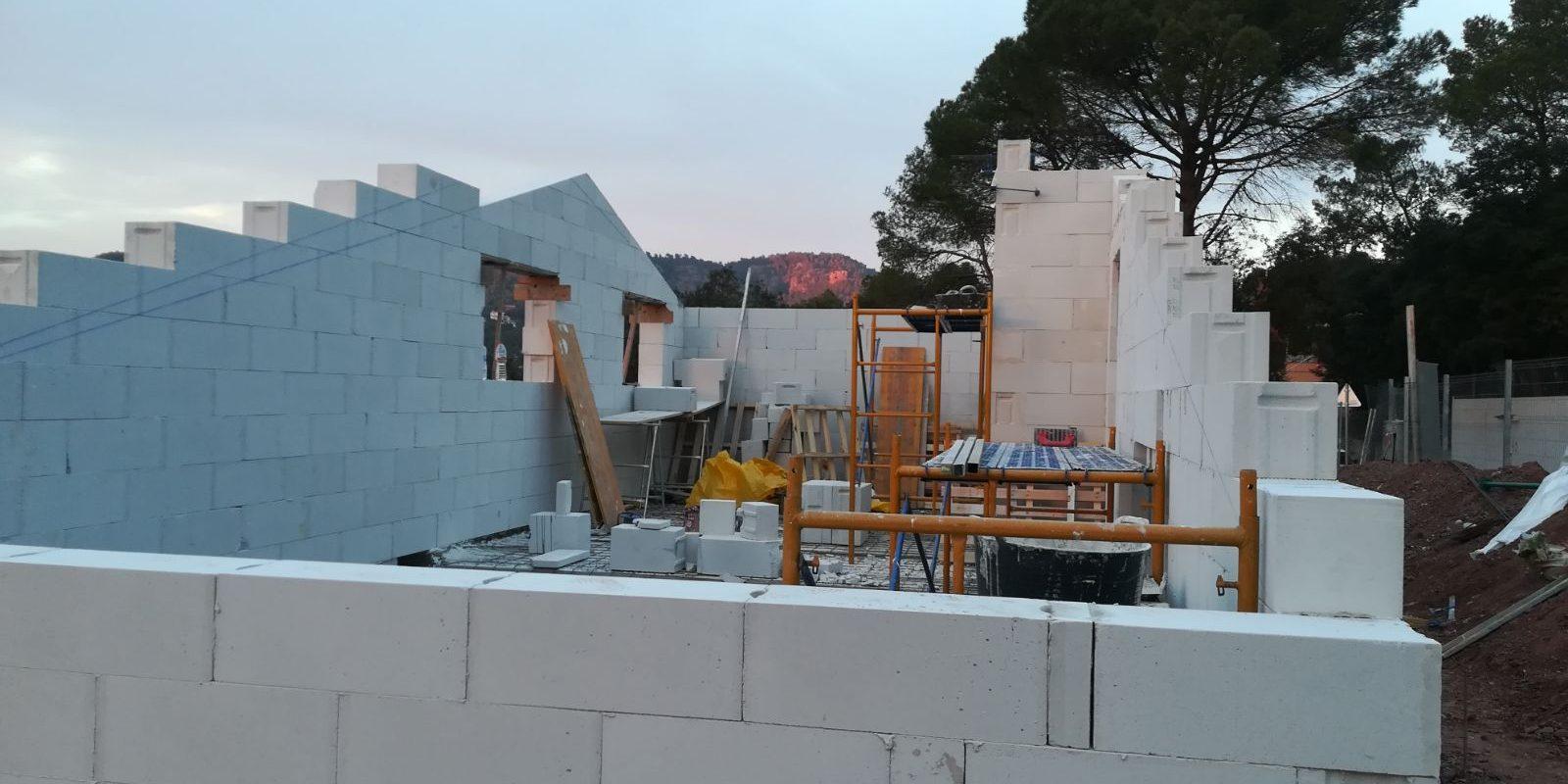 Cases de formigó o formigó cel·lular Construimos tu casa. - photo#13