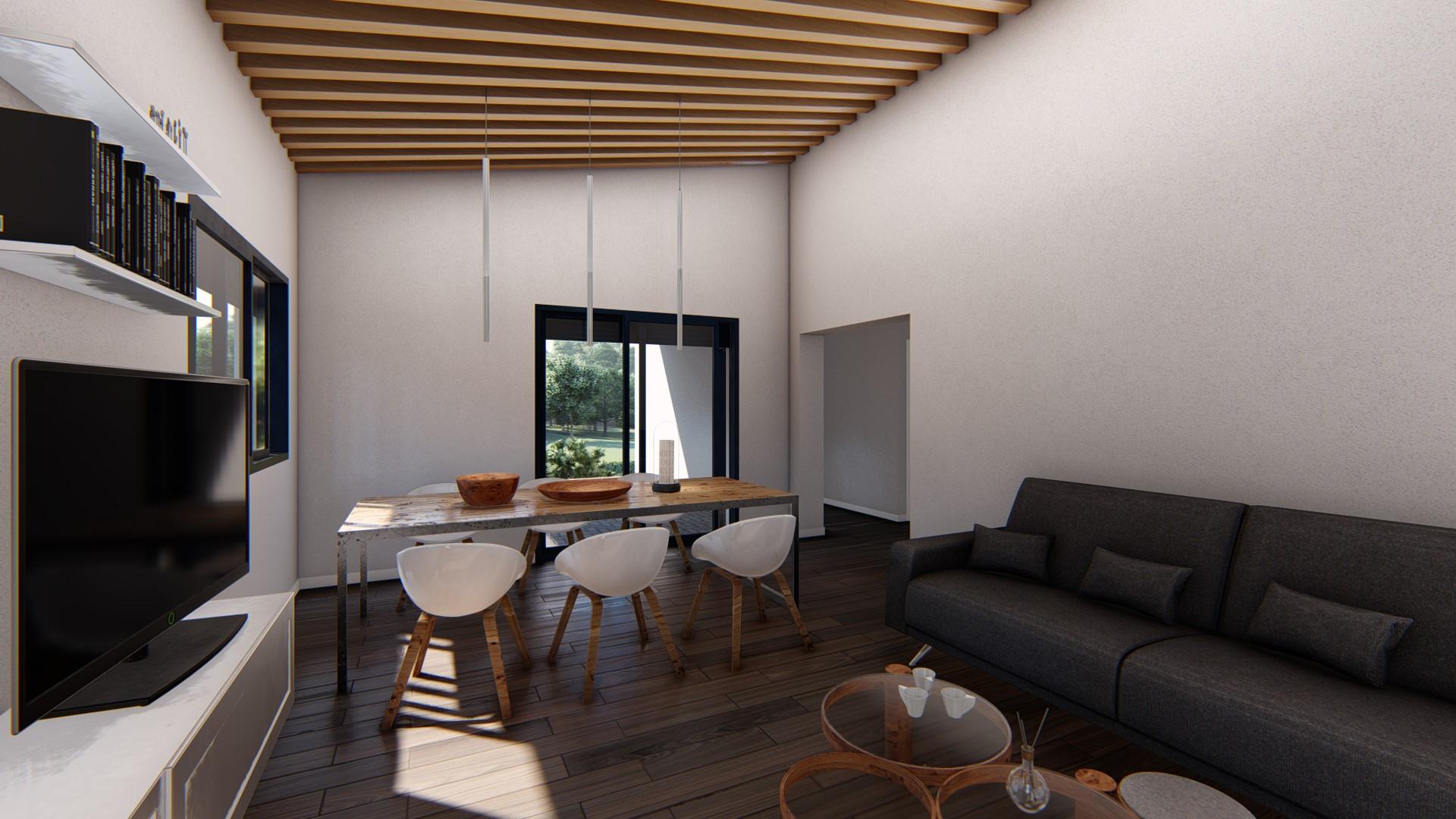 Casa Prefabricada modelo terrassa 3