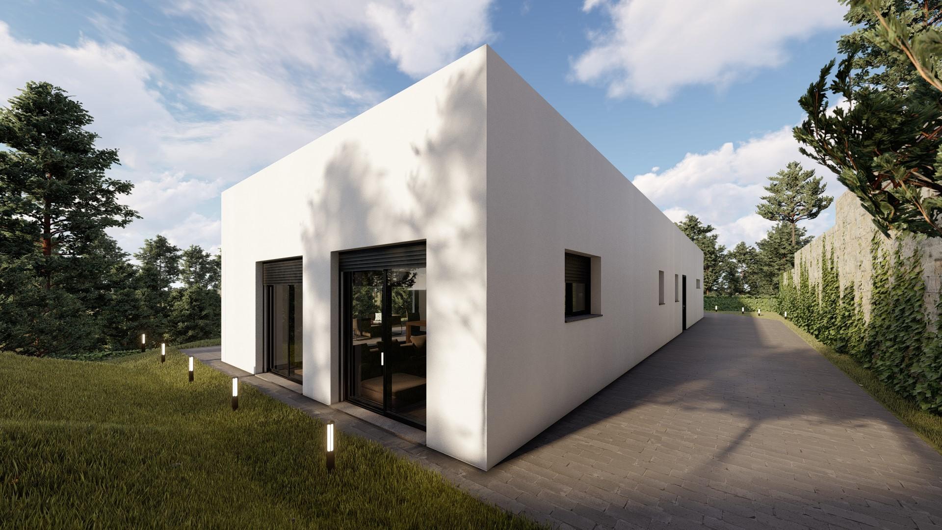 Casa prefabricada modelo matadepera 3